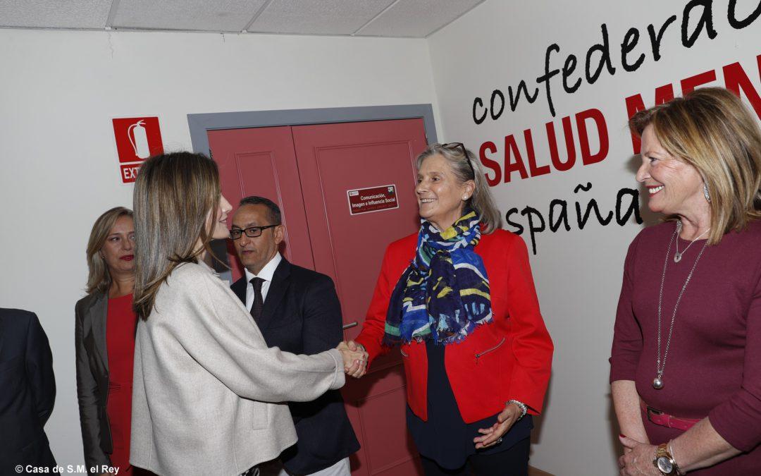 La Confederación Salud Mental España cumple 35 años luchando contra el estigma de las personas con problemas de salud mental