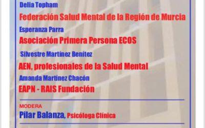 Mesa de debate: ¿cómo está la Salud Mental en la Región de Murcia?