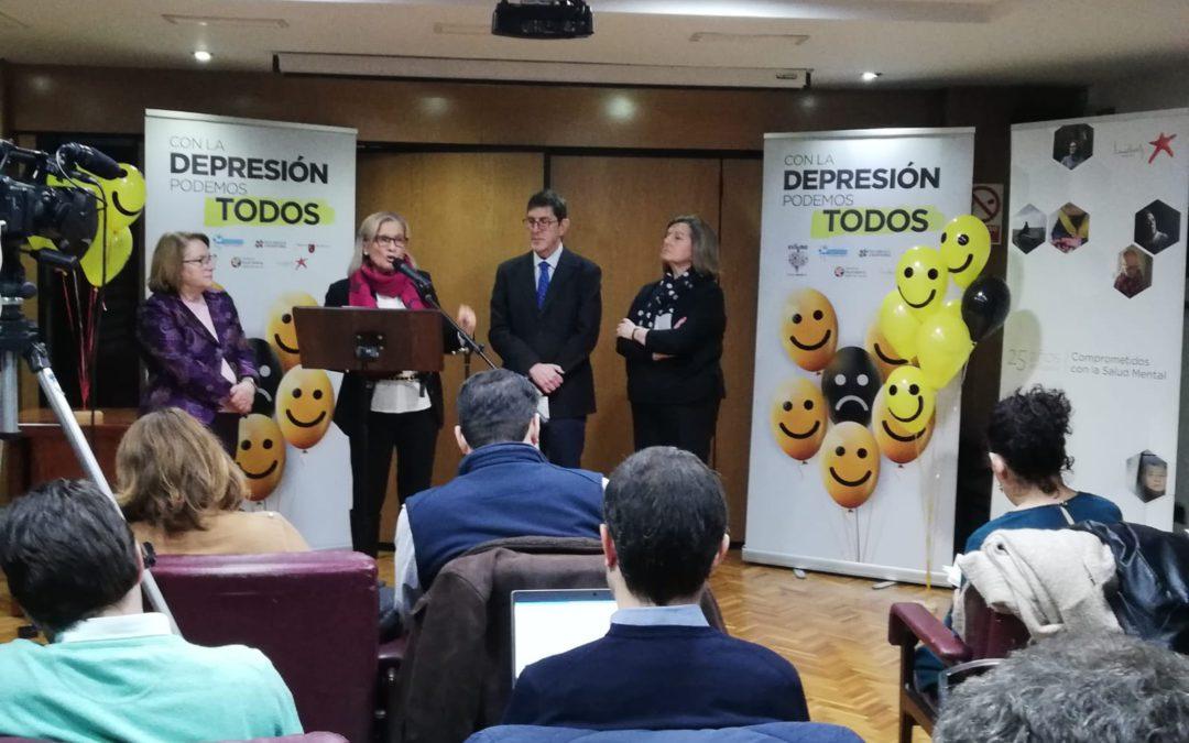 Campaña contra la depresión por la Salud Mental en la Región de Murcia